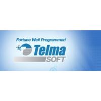 Логотип компании «Telma Soft»