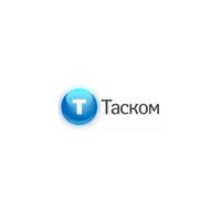 Логотип компании «ТАСКОМ»