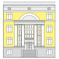 Логотип компании «ИММ УрО РАН»