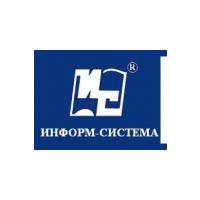 Логотип компании «Информ-система»