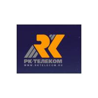 Логотип компании «РК-ТЕЛЕКОМ»