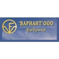 Логотип компании «Фабрика Вариант»