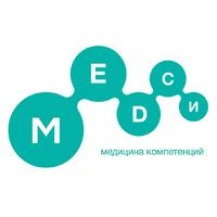 Логотип компании «ГК «МЕДСИ»»