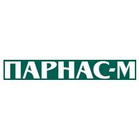 Логотип компании «Парнас-М»