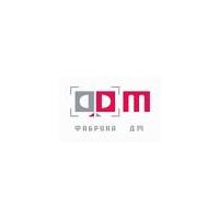 Логотип компании «Фабрика ДМ»