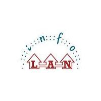 Логотип компании «Info-Lan»