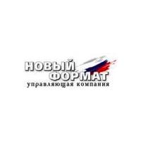 """Логотип компании «Управляющая Компания """"Новый Формат""""»"""