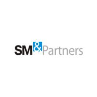 Логотип компании «SM & Partners»