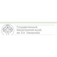 Логотип компании «Государственный биологический музей им. К. А. Тимирязева»
