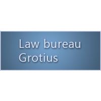 Логотип компании «Юридическое бюро Гроций»