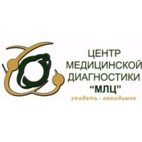 """Логотип компании «Центр медицинской диагностики """"МЛЦ""""»"""