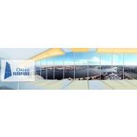 Логотип компании «Окна Панорама»