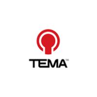 Логотип компании «TEMA»