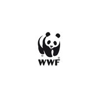 Логотип компании «Всемирный фонд дикой природы (WWF)»