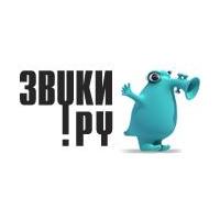 Логотип компании «Звуки.ру»