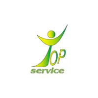 Логотип компании «Топ-Сервис»