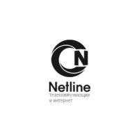Логотип компании «Нетлайн»