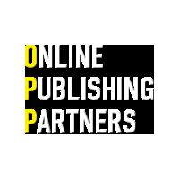 Логотип компании «Онлайн паблишинг партнерс»