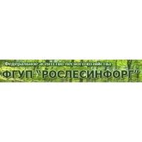 Логотип компании «Рослесинфорг»