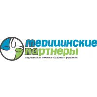 Логотип компании «М.П.А. медицинские партнеры»
