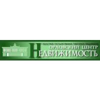 Логотип компании «Орловский центр Недвижимость»