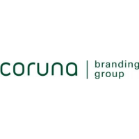 Логотип компании «CORUNA BRANDING GROUP»