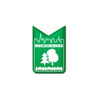 Логотип компании «Мосзеленхоз»