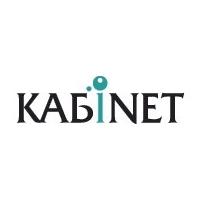 Логотип компании «КАБiNET»