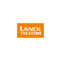 Логотип компании «ЛАНК Телеком»