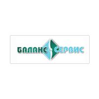 Логотип компании «Баланс-Сервис»