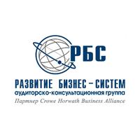 Логотип компании «Развитие бизнес систем»