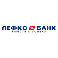 Логотип компании «Лефко-Банк»