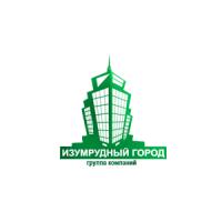Логотип компании «ГК Изумрудный город»