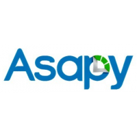 Логотип компании «Asapy»
