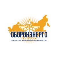 Логотип компании «Оборонэнерго»