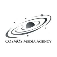 Логотип компании «COSMOS Media Agency»
