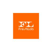Логотип компании «Freshlaboratory»