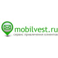 Логотип компании «Мобилвест»
