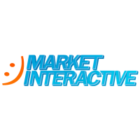 Логотип компании «Market Interactive»