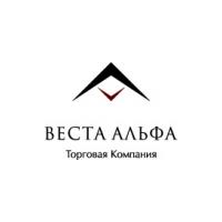 Логотип компании «Веста Альфа»