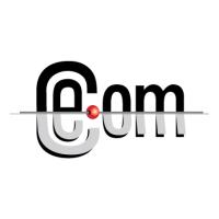 Логотип компании «е.Ком»