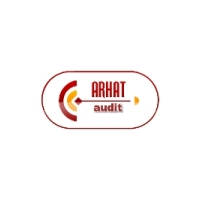 Логотип компании «ARHAT Audit»