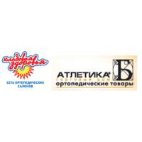 Логотип компании «ТД АТЛЕТИКА»