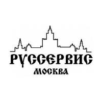 Логотип компании «Руссервис»