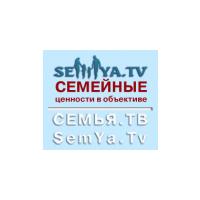 Логотип компании «Телепортал SemYa.Tv»