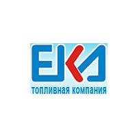 Логотип компании «ЕКА-АЗС»