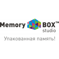 Логотип компании «MemoryBOX Studio»