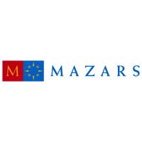 Логотип компании «Mazars»