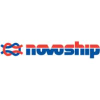Логотип компании «Новошип»