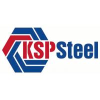Логотип компании «KSP Steel»